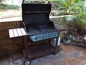 Gas BBQ Crows Nest North Sydney Area Preview