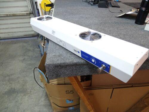 Simco Guardian CR2000 Aerostat Overhead Ionizing 2 Fan w/ Keys