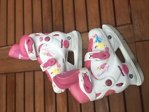 Patins Disney princesse ajustable (8 - 11)