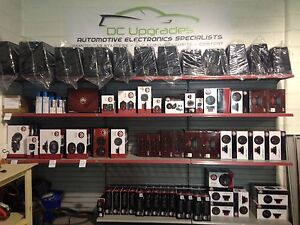 Professional Car Audio Sales and Installation