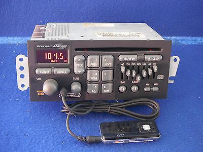 TRANS AM FIREBIRD MONSOON MP3 INPUT FM CD STEREO 95 02 PONTIAC AUX 16257152