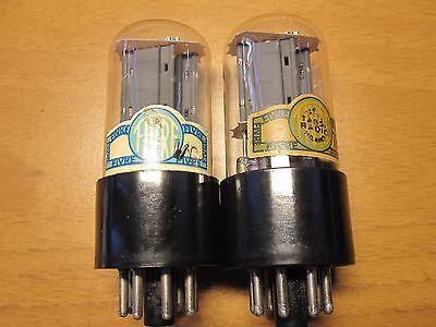 Sought After  6Sn7  Gta  Fivre  Tube  Valve  Lampe  Better  6 Sn 7  6 Sn7 Older