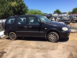 2005, KIA Carnival 7 Seater Wrecking Gundagai Gundagai Area Preview