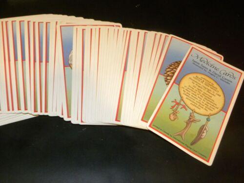 Medicine Cards Jamie Sams & David Carson Printed in Canada 44 Animal 10 Blank