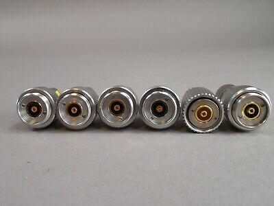 Mix Lot Of 6 Pcs Apc-7 Adapters