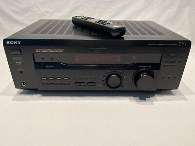 Sony STR DE445 5.1 Channel Home Theater Receiver