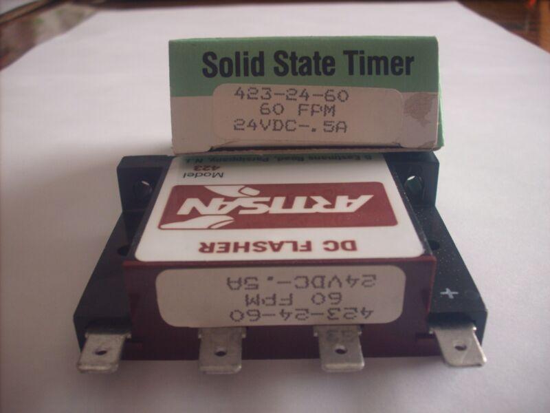 Artisan 423-24-60 Solid State Timer