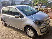 2012 VW Up! MY13 Little Mountain Caloundra Area Preview
