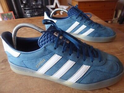 mens ADIDAS gazelle OG - size uk 9 ( 2013 ) good condition