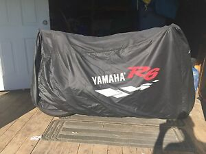 Yamaha r6 water proof bike cover