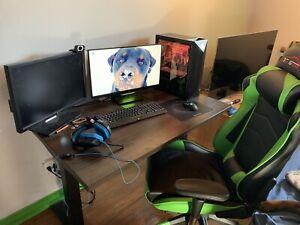 Setup PC au complet pour gammer