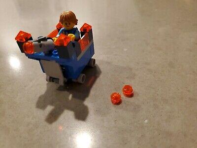 LEGO Nexo Knights 30372 Robin's Mini Fortrex used complete