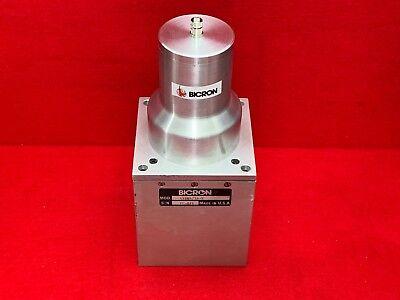 Bicron Gamma Scintillation Detector 4x4 Naitl Scintillator Probe Super Nice