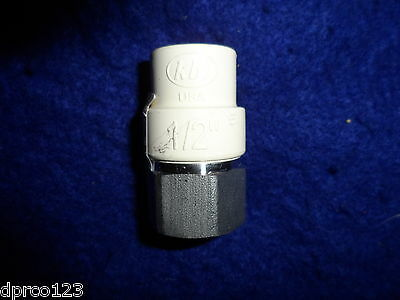 12 Cpvc X Female Adapter Cpvc X Fip Lead Free Stainless Steel Made By Kbi