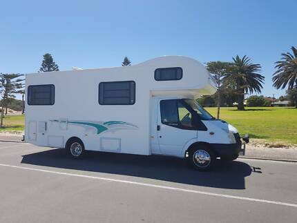 2007 Ford Transit 6 berth Winnebago Talvor motorhome Whyalla Whyalla Area Preview