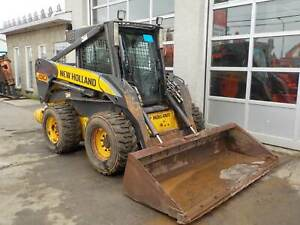 2009 New Holland L190 Skid steer .