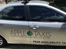 Apple taxi(Night Plate) available for Sunday Lakemba Canterbury Area Preview
