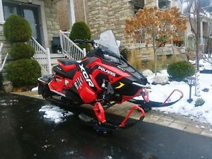 2017 Polaris Rush Pro-S 800 XCR Axys in perfect condition