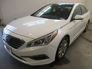 2016 Hyundai Sonata Limited- LEATHER! NAV! BACK-UP CAM! ALLOYS!