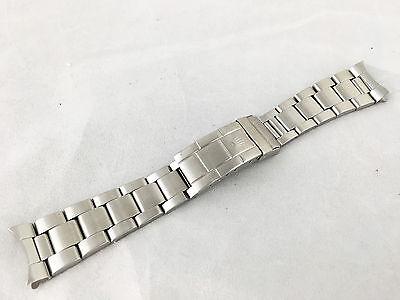 Rolex Submariner Oyster 20mm SEL Solid End-Link Stainless Steel Bracelet 93150