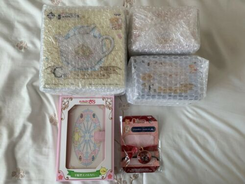 Cardcaptor Sakura Ichiban Kuji Tea Set Phone case & Hair tie