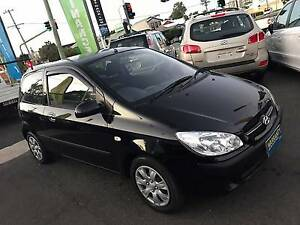2010 Hyundai Getz TB S Hatchback, Manual, Rego & Warranty!! Greenslopes Brisbane South West Preview