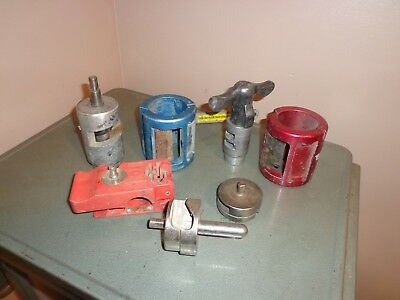Lot Andrew Gkt Tool Cable Stripper Grounding Prep Tool