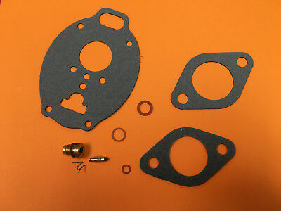 Allis Chalmers Wd45 D17 Tractor Tsx Large Bowl Carburetor Basic Repair Kit