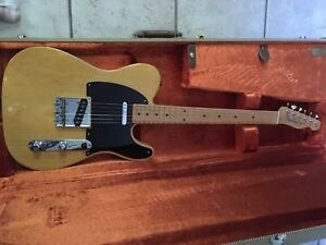 Fender American Vintage Reissue '52 Telecaster Electric Guitar