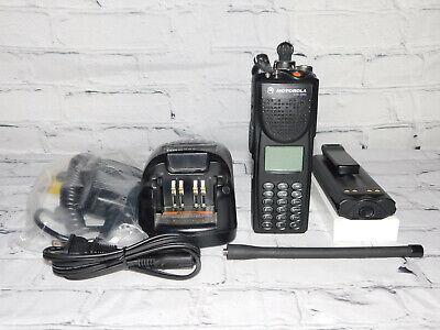 Motorola Xts3000 Vhf 136-174mhz P25 Digital Portable Radio W Aes-256des-ofb-xl
