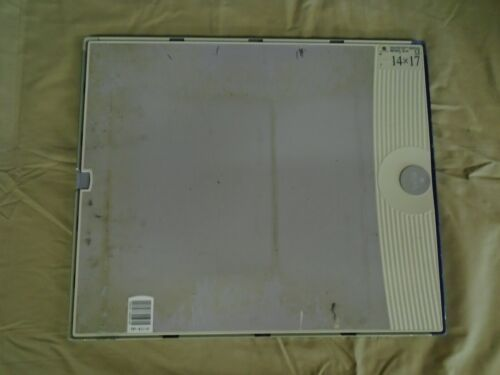 """Konica Minolta Regius RC-110 CR cassette and imaging plate 14x17"""" -QTY AVAILABLE"""