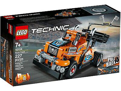 LEGO Technic Race Truck New in Box 42104 Free shipping