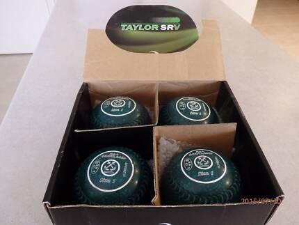 Bowls: Taylor Redline SR - Size 1  - with FREE BAG Junortoun Bendigo City Preview