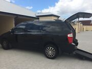 2011 Kia Grand Carnival Platinum Wheelchair accessible Midland Swan Area Preview