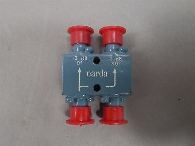 Narda 4036c Directional Coupler 12.4-18.0 Ghz Smaf New