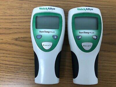 Welch Allyn 690 Digital Suretemp Plus Thermometer Qty.of 1