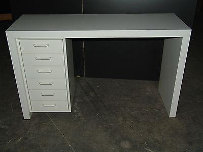 Messeschreibtisch - Empfangstisch - Messetisch - etc. LxBxH 120x40x74cm   (T16)