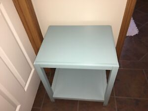 Table and tray for sale