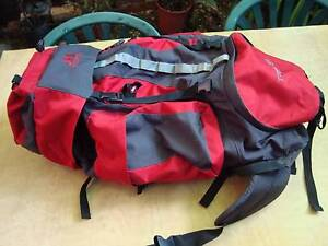 TRESPASS TREK 66 HIKING CAMPING BACKPACK RUCKSACK AS NEW =RRP$200 Fitzroy Yarra Area Preview