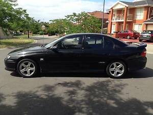2002 Holden Commodore Sedan Attwood Hume Area Preview