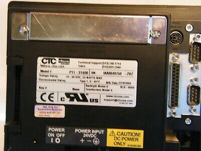 Ctc Parker Automation P11-314dr P11 6 Month Warranty