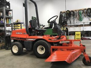 2012 kubota GF 1800 lawnmower