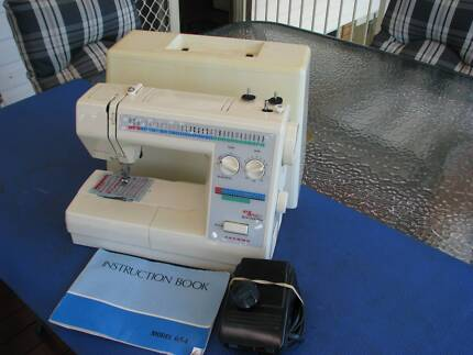 Janome My Style 30 Limited Edition Sewing Machine. VG Cond.