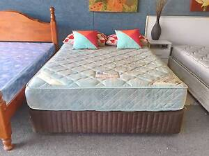 DELIVERY TODAY Beautiful Queen Ensemble bed & mattress QUICK SALE Belmont Belmont Area Preview