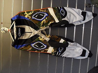 Camo Ufo Pants (UFO YOUTH CAMO MOTOCROSS TROUSERS )