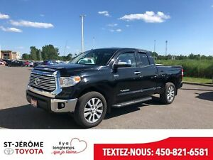 2016 Toyota Tundra * LIMITED * 4X4 * CUIR * GPS * MAGS