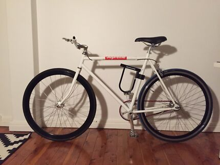Fixed Gear Bike  Woollahra Eastern Suburbs Preview