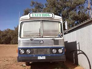 Bedford motorhome for sale Menindee Central Darling Area Preview
