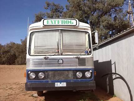 Bedford motorhome for sale