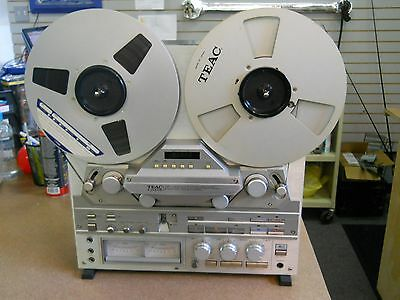 Teac X 2000r Reel To Reel Recorder